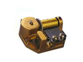 Standard winder mechanism (18-voice)
